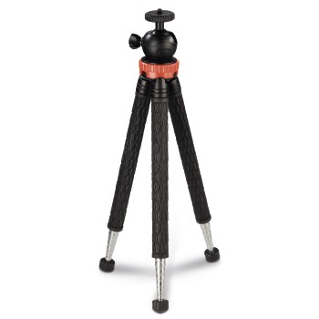 "abb Image - Hama, ""Traveller Pro"" Tripod for Smartphones, GoPros, Photo Cameras, 105 - Ball"