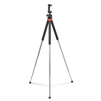 "abb2 Image 2 - Hama, ""Traveller Pro"" Tripod for Smartphones, GoPros, Photo Cameras, 105 - Ball"