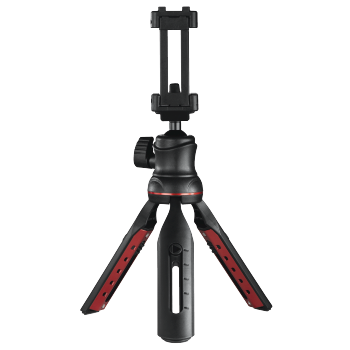 "abb2 Image 2 - Hama, ""Solid II, 21B"" Table Tripod, with ""BRS2"" Bluetooth® Remote Trigger"