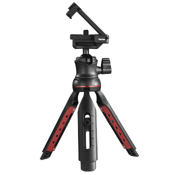 "abb7 Image 7 - Hama, ""Solid II, 21B"" Table Tripod, with ""BRS2"" Bluetooth® Remote Trigger"