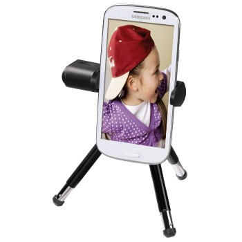 "awd2 Appliance 2 - Hama, ""2-in-1"" Miniature Tripod for Smartphones, Ball"