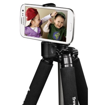 "awd5 Appliance 5 - Hama, ""2-in-1"" Miniature Tripod for Smartphones, Ball"