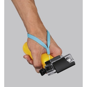 awd2 Appliance 2 - Hama, Floaty Grip for GoPro, yellow