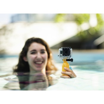 awd4 Appliance 4 - Hama, Floaty Grip for GoPro, yellow