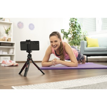 "awd3 Appliance 3 - Hama, ""Solid II, 21B"" Table Tripod, with ""BRS2"" Bluetooth® Remote Trigger"