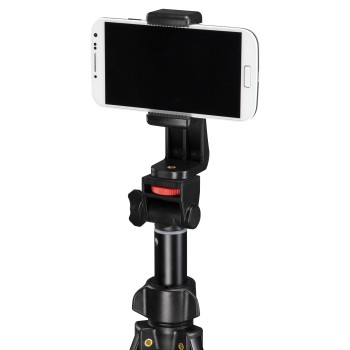 "det Detail - Hama, ""Rotary Smartphone"" 150 Tripod, Set with Bluetooth® Remote Shutter Release"