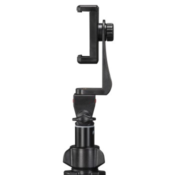 "det11 Detailansicht 11 - Hama, ""Rotary Smartphone"" 150 Tripod, Set with Bluetooth® Remote Shutter Release"