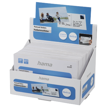 abb Image - Hama, Postcard Stickers, for photos with a size of 10x15 cm, 10 pieces