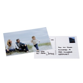 awd Appliance - Hama, Postcard Stickers, for photos with a size of 10x15 cm, 10 pieces