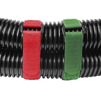 awd Appliance - Hama, Hook and Loop Cable Ties with Buckle, 250 mm, coloured