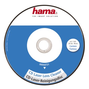 abb Image - Hama, CD Laser Lens Cleaner
