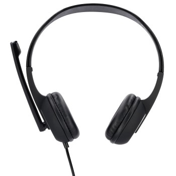 "abb5 Image 5 - Hama, ""HS-P150"" PC Office Headset, Stereo, black"