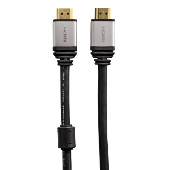 det4 Detail 4 - Hama, High Speed HDMI™ Cable, Ethernet, 24K gold-plated, double shielded, 1.80 m