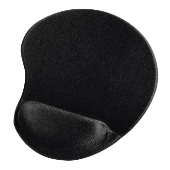"abb Image - Hama, ""Ergonomic"" Mouse Pad, mini, black"