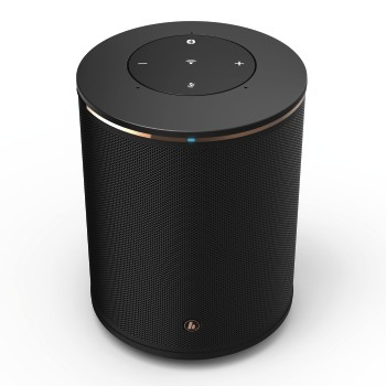 "abb3 Image 3 - Hama, ""SIRIUM1400ABT"" Smart-Speaker, Alexa/Bluetooth®"