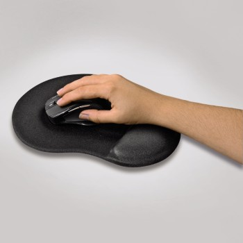 "awd Appliance - Hama, ""Ergonomic"" Mouse Pad, mini, black"