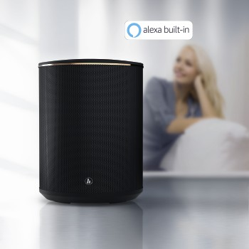 "awd2 Appliance 2 - Hama, ""SIRIUM1400ABT"" Smart-Speaker, Alexa/Bluetooth®"