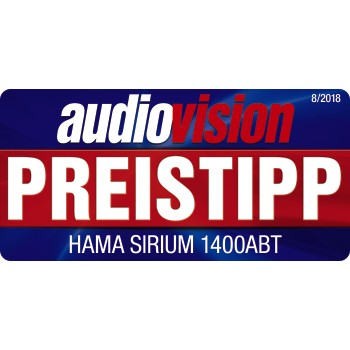 "tes Testurteil - Hama, ""SIRIUM1400ABT"" Smart-Speaker, Alexa/Bluetooth®"