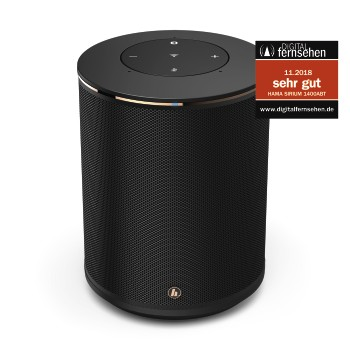"uap Image Logo - Hama, ""SIRIUM1400ABT"" Smart-Speaker, Alexa/Bluetooth®"