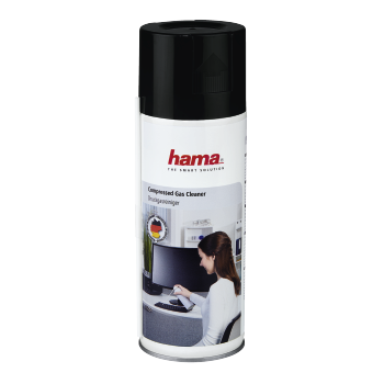 abb Image - Hama, Compressed Gas Cleaner, 400 ml