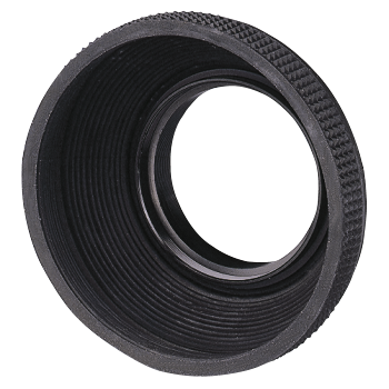 abb Image - Hama, Rubber Lens Hood for Standard Lenses, 55 mm