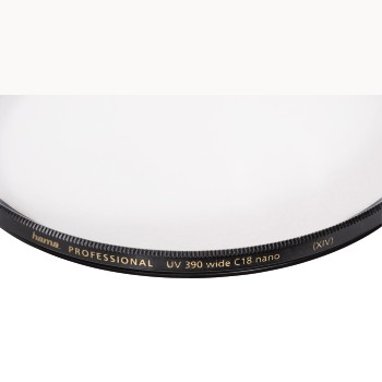 "det Detail - Hama, ""Professional"" UV Protection Filter, nano multi-coated, Wide 49 mm"