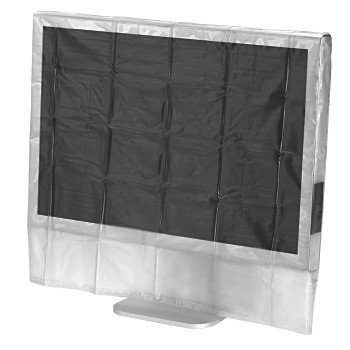 "abb Image - Hama, Monitor Dust Cover, 27""/29"", transp"