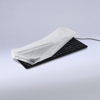 awd Appliance - Hama, Protective Dust Cover for Keyboards, transparent