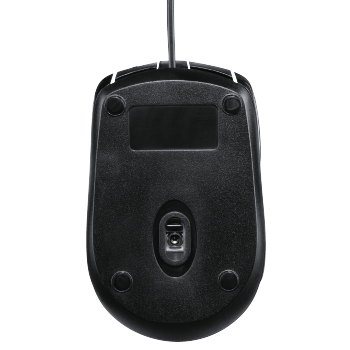 "abb4 Image 4 - Hama, ""AM-5400"" Optical Mouse, metallic champagne"