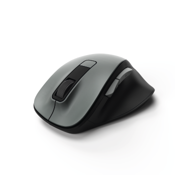 "abb Image - Hama, ""MW-500"" Optical 6-Button Wireless Mouse, anthracite"