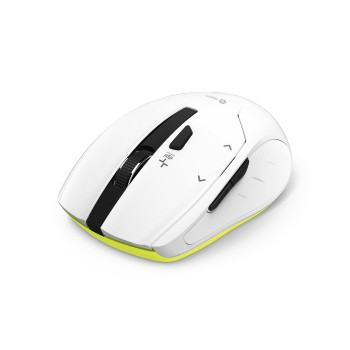"abb Image - Hama, ""Milano"" Compact Wireless Mouse, white"