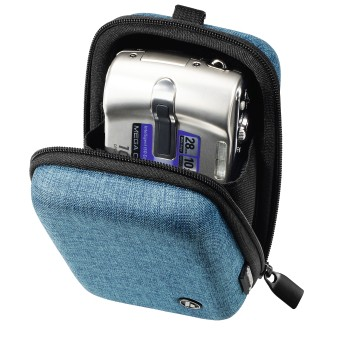"awd Appliance - Hama, ""Hardcase Trinidad"" Camera Case, 80 L, grey"