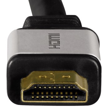 det3 Detail 3 - Hama, High Speed HDMI™ Cable, Ethernet, 24K gold-plated, double shielded, 1.80 m