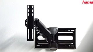 Hama FULLMOTION TV Wall Bracket